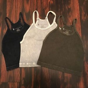 Free People Happiness Runs Crop Asst Colors/Sizes